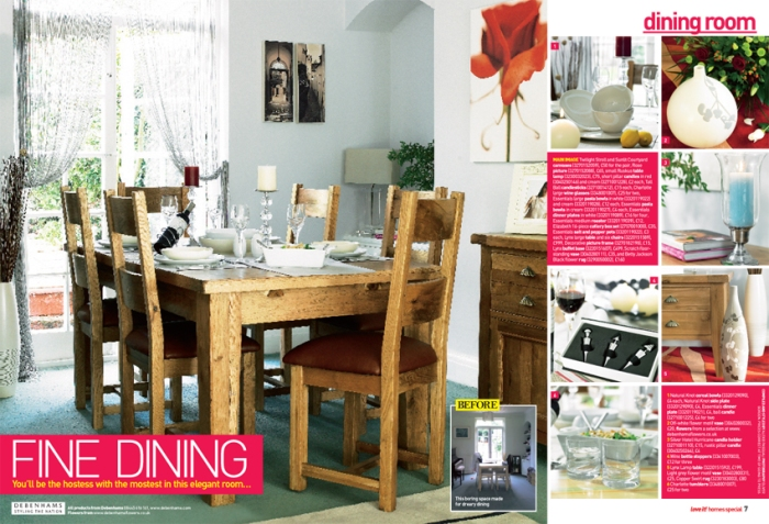 dining homes