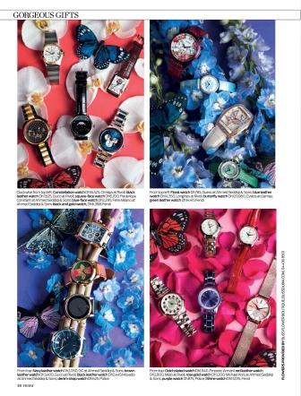 Friday magazine fashion, Gulf News, UAE